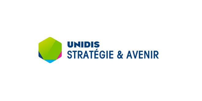 AFI-LNR - Logo UNIDIS Stratégie et Avenir
