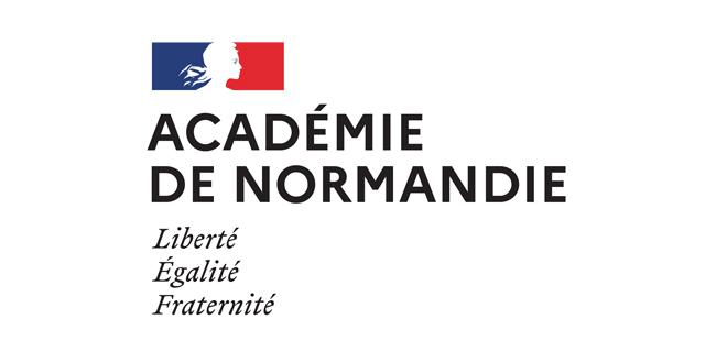 AFI-LNR 2019 - Logo Académie de Normandie