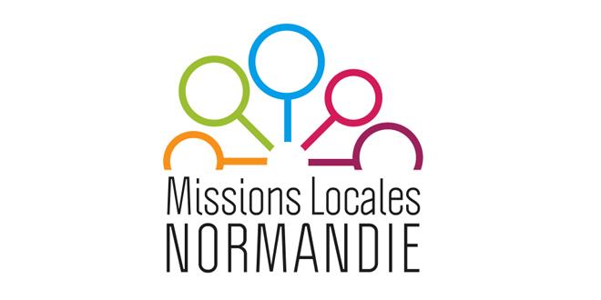 AFI-LNR - Logo Missions Locales de Normandie