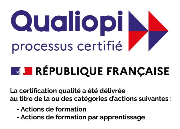 AFI-LNR - Certification Qualiopi 2021